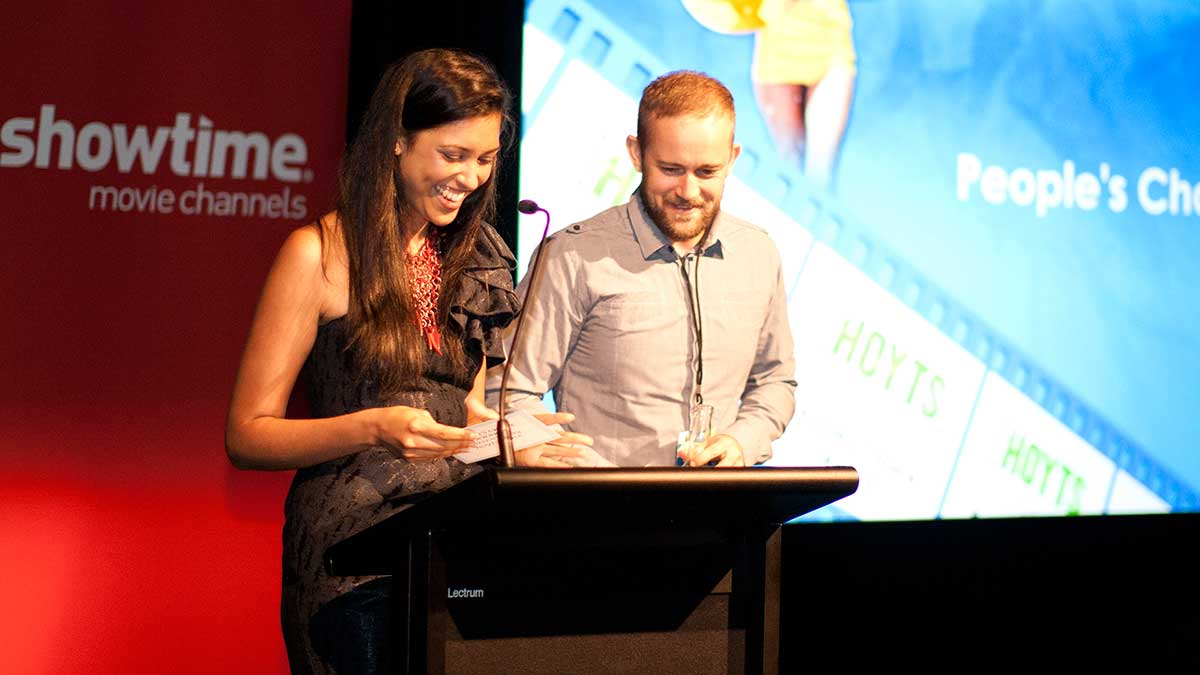 Bondi Short Film Festival - People's Choice Award