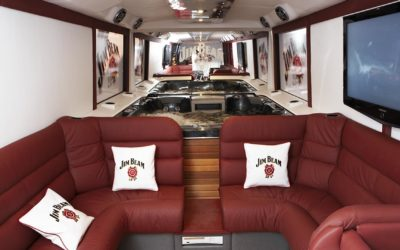 Jim Beam Touring Bus