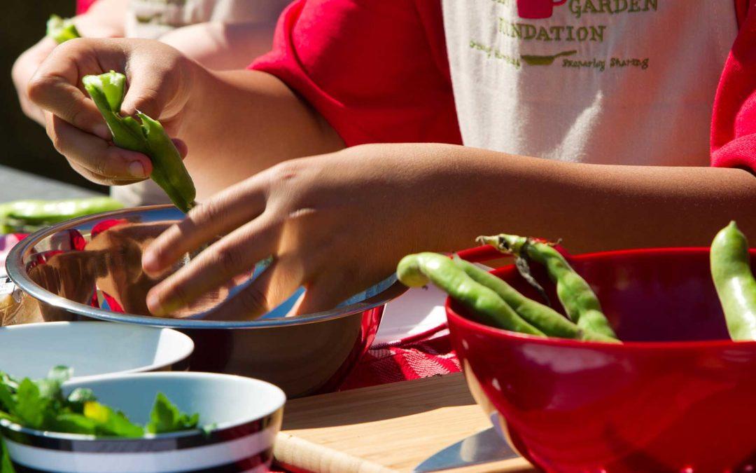 Stephanie Alexander Community Kitchen Garden Campaign