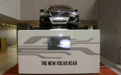 Volvo XC60 Launch