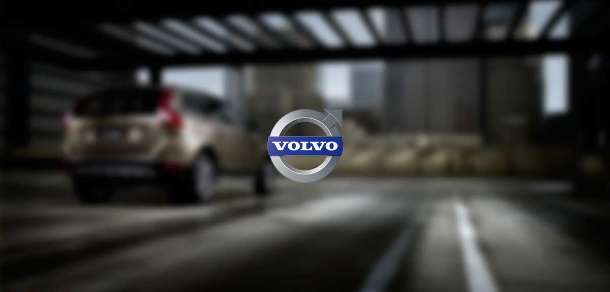 Volvo – XC60 launch - logo