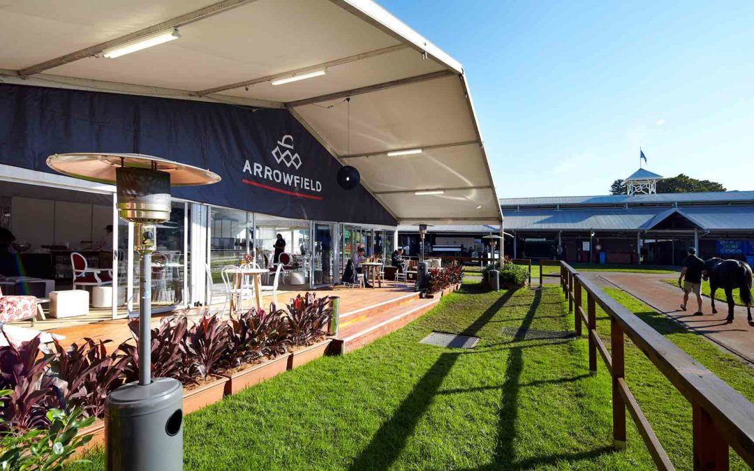 Hospitality Marquee for Inglis Easter Yearling Sales