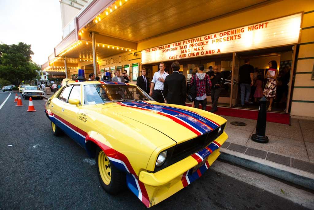 Mad Max - Car - Popcorn Taxi