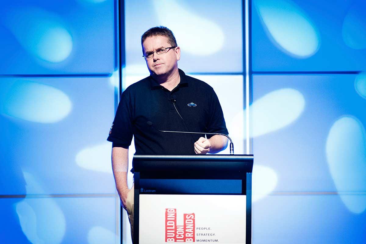 Parmalat Conference - speaker - brand