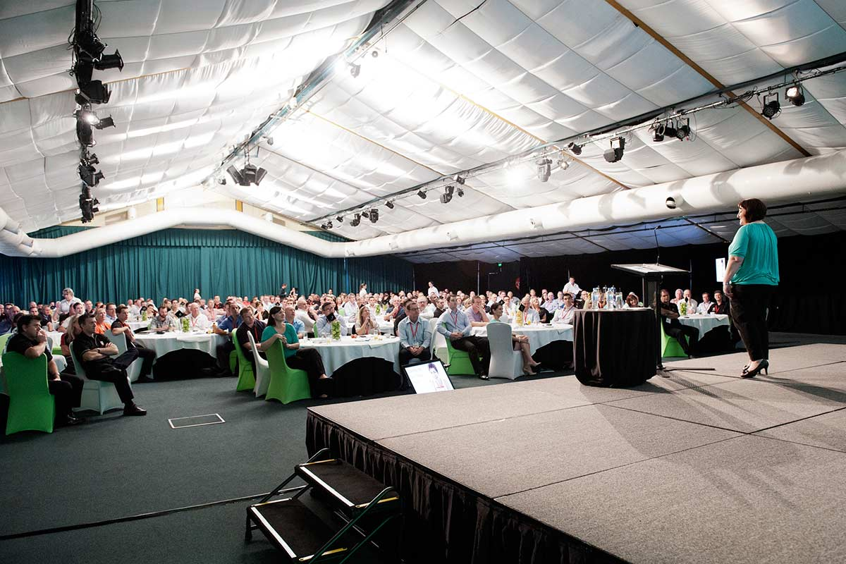 Parmalat Conference - speaker