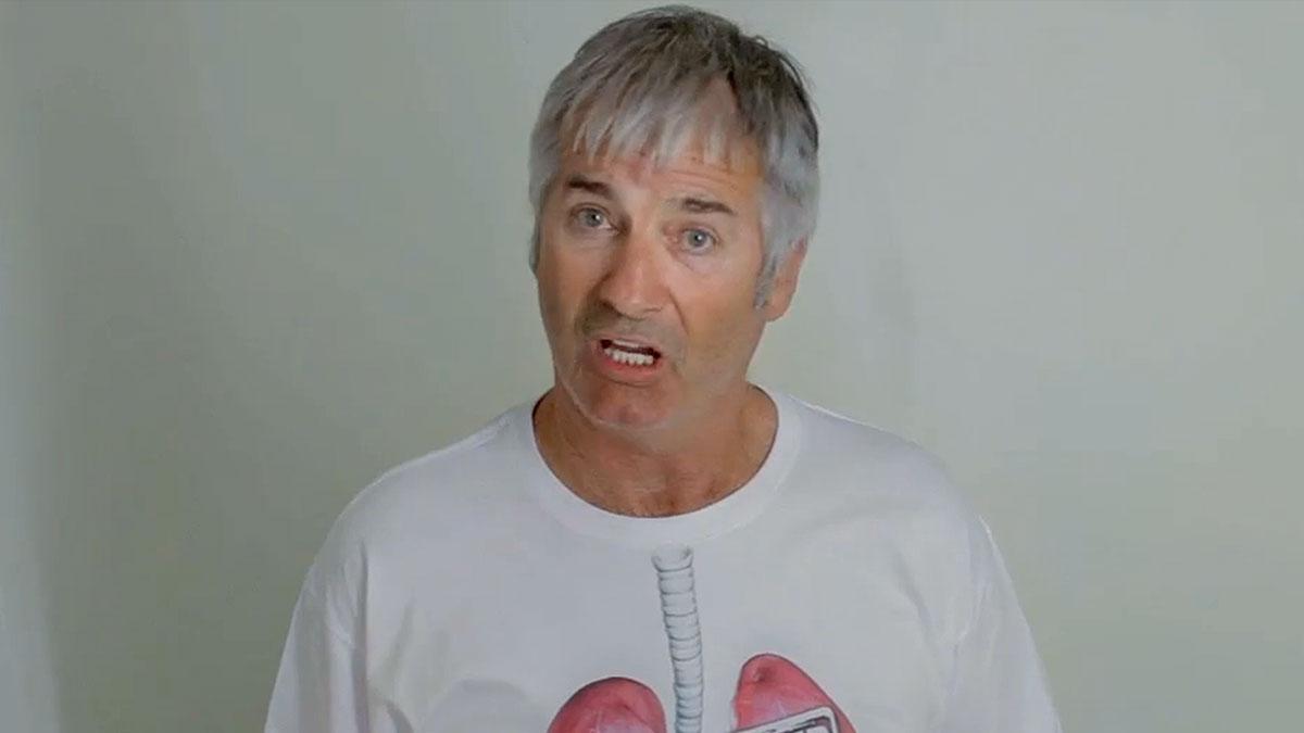 Show Us Your Lungs - John Jarratt