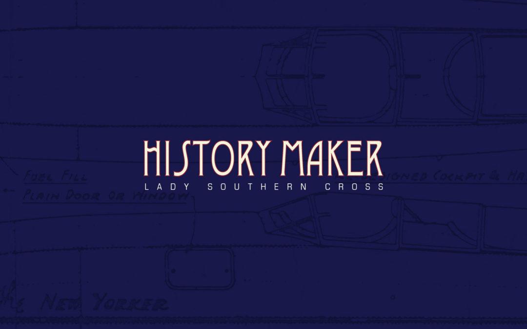 History Maker International Kingsford Smith Story
