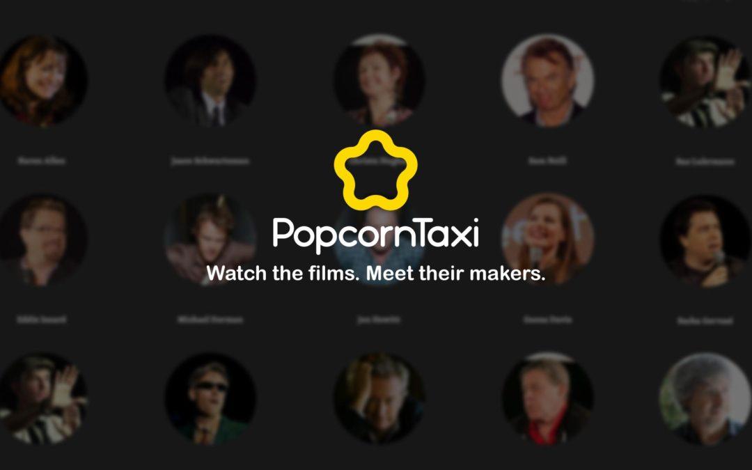 Popcorn Taxi Website