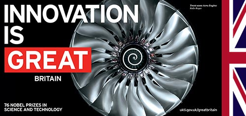 poster - Innovation is Great Britain