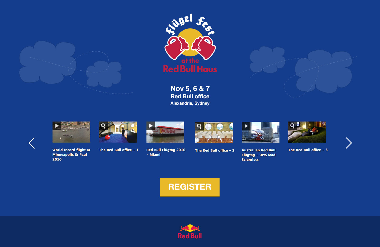 screenshot - Red Bull - Flugel Fest - desktop