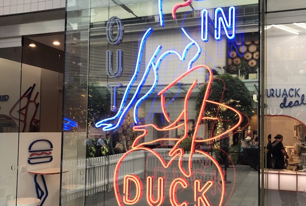Opening Launch of Manu's Duck In Duck Out Restaurant